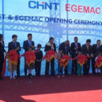 CHINT Opens First Egyptian Factory Specializing in Low-Voltage Switchgear Manufacturing