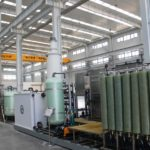 Newater Technology, Inc. Announces Plans and Partial Completion of New Manufacturing Facility in Yantai, China.