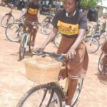 African Bicycle Contribution Foundation Contributes 75 Additional Bamboo Bikes, including its 415th, in the Karaga District, Northern Region, Ghana